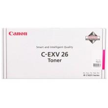 Canon toner magenta C-EXV26m 1658B006 capacità 6000 pagine