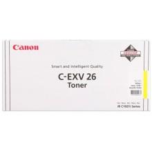 Canon toner giallo C-EXV26y 1657B006 capacità 6000 pagine