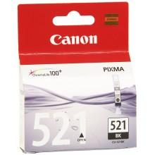 Canon Cartuccia d'inchiostro nero CLI-521bk 2933B001 9ml