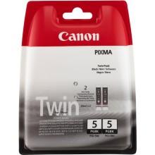Canon Multipack nero PGI-5x 0628B030 2x PGI-5bk