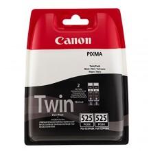 Canon Multipack nero PGI-525 TwinPack 4529B006 Cartuccie inchiostro, Confezione doppia