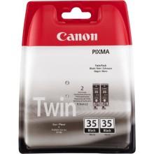 Canon Multipack nero PGI-35 TwinPack 1509B012 Confezione Doppia: 2 x 9,3ml