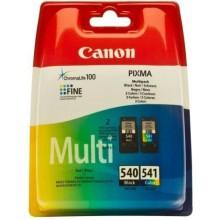 Canon Value Pack nero/differenti colori PG-540XL CL-541XL Photo Value Pack 5222B013