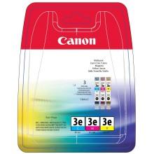Canon Multipack ciano/magenta/giallo BCI-3ex 4480A262 confezione multi