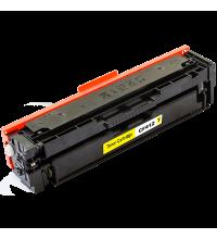 HP toner giallo CF412X 410X compatibile rigenerato garantito