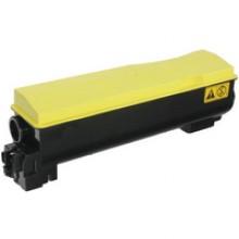 Toner Compatibile rigenerato garantito 100% Kyocera TK560 Giallo (circa 10000 pagine)