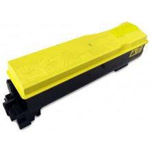 Toner Compatibile rigenerato garantito 100% Kyocera TK570 Giallo (circa 12000 pagine)