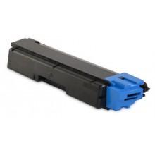 Toner Compatibile rigenerato garantito 100% Kyocera TK590 Ciano (circa 5000 pagine)