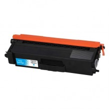 Toner Compatibile rigenerato garantito 100% Brother TN331/321 Ciano (circa 1500 pagine)
