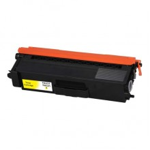 Toner Compatibile rigenerato garantito 100% Brother TN331/321 Giallo (circa 1500 pagine)
