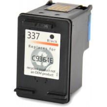 HP Cartuccia d'inchiostro nero C9364EE 337 compatibile rigenerato garantito 100%