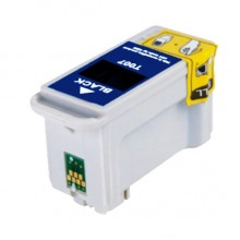 Epson Cartuccia d'inchiostro Compatibile rigenerato garantito nero T007