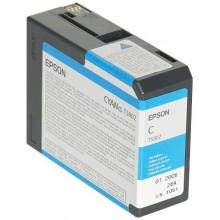 Epson Cartuccia d'inchiostro ciano C13T580200 T5802 80ml