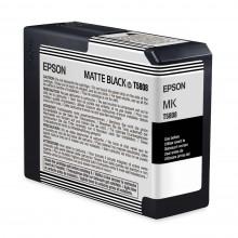 Epson Cartuccia d'inchiostro nero (opaco) C13T580800 T5808 80ml