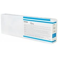 Epson Cartuccia d'inchiostro ciano C13T591200 T5912 700ml