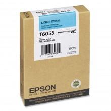 Epson Cartuccia d'inchiostro ciano (chiaro) C13T605500 T605500 110ml