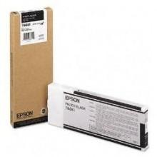 Epson Cartuccia d'inchiostro nero (foto) C13T606100 T606100 220ml