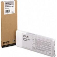Epson Cartuccia d'inchiostro nero (chiaro) C13T606700 T606700 220ml