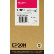 Epson Cartuccia d'inchiostro magenta C13T605B00 T605B00 110ml