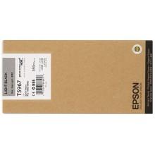 Epson Cartuccia d'inchiostro nero (chiaro) C13T596700 T596700 350ml