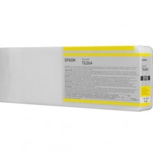 Epson Cartuccia d'inchiostro giallo C13T636400 T636400 700ml cartuccia Ultra Chrome HDR