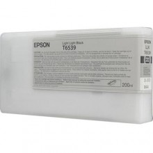 Epson Cartuccia d'inchiostro light light black C13T653900 T6539 200ml