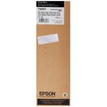 Epson Cartuccia d'inchiostro nero (foto) C13T694100 T694100 700ml