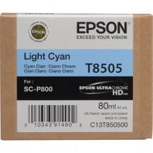 Epson Cartuccia d'inchiostro ciano (chiaro) C13T850500 T850500 80ml