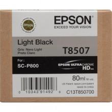 Epson Cartuccia d'inchiostro nero (chiaro) C13T850700 T850700 80ml