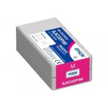 Epson Cartuccia d'inchiostro magenta C33S020603 SJIC22P/M 32.5ml