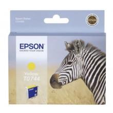 Epson Cartuccia d'inchiostro giallo C13T074440 T0744 5.2ml