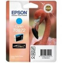 Epson Cartuccia d'inchiostro ciano C13T08724010 T0872 11.4ml