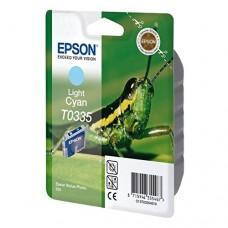 Epson Cartuccia d'inchiostro ciano (chiaro) C13T03354010 T0335 17ml