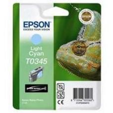 Epson Cartuccia d'inchiostro ciano (chiaro) C13T03454010 T0345 17ml