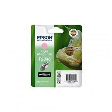 Epson Cartuccia d'inchiostro magenta chiara C13T03464010 T0346 17ml