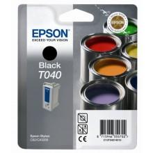 Epson Cartuccia d'inchiostro nero C13T04014010 T040 circa 420 pagine 17ml