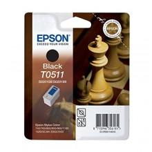 Epson Cartuccia d'inchiostro nero C13T05114010 SO20108/SO20189 circa 900 pagine 24ml