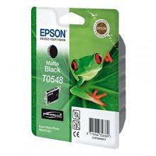Epson Cartuccia d'inchiostro nero (opaco) C13T05484010 T0548 13ml