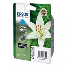Epson Cartuccia d'inchiostro ciano C13T05924010 T0592 13ml