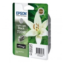 Epson Cartuccia d'inchiostro light light black C13T05994010 T0599 13ml