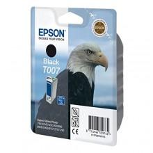 Epson Cartuccia d'inchiostro nero C13T00740110 T007 16ml