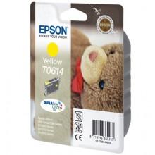 Epson Cartuccia d'inchiostro giallo C13T06144010 T0614 circa 420 pagine 8ml