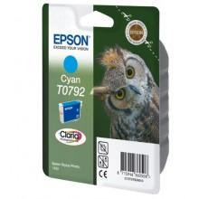 Epson Cartuccia d'inchiostro ciano C13T07924010 T0792 circa 1530 pagine 11ml
