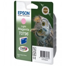 Epson Cartuccia d'inchiostro magenta chiara C13T07964010 T0796 circa 1110 pagine 11ml