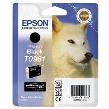 Epson Cartuccia d'inchiostro nero (foto) C13T09614010 T0961 11.4ml