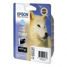 Epson Cartuccia d'inchiostro ciano (chiaro) C13T09654010 T0965 11.4ml