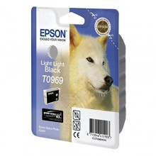 Epson Cartuccia d'inchiostro light light black C13T09694010 T0969 11.4ml