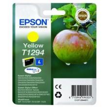 Epson Cartuccia d'inchiostro giallo C13T12944011 T1294 circa 470 pagine 7ml