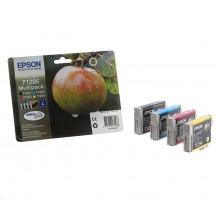 Epson Multipack nero / ciano / magenta / giallo C13T12954010 T1295 4 cartucce d'inchiostro: T1291 + T1292 + T1293 + T1294