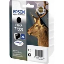 Epson Cartuccia d'inchiostro nero C13T13014010 T1301 circa 945 pagine 25.4ml